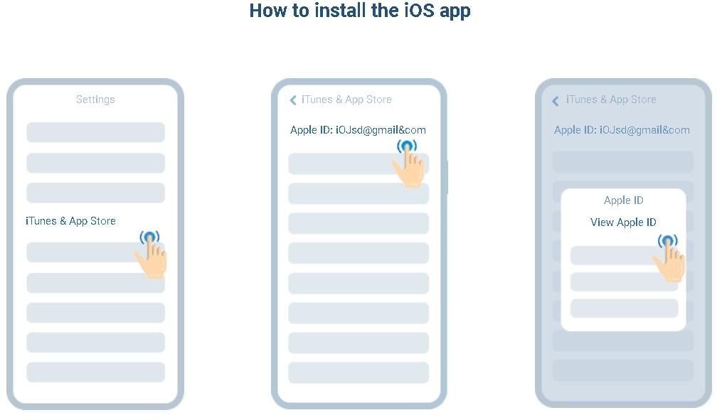 1xBet App Download iOS